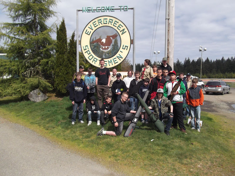 Boy Scout Troop 101 – Lacey / Olympia, WA